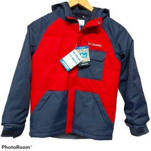Columbia Youth Boys Casual Slopes Jacket *w/defect